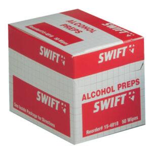 Honeywell North® Alcohol Wipes