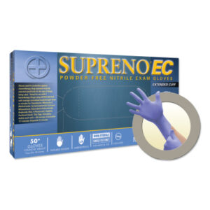 Microflex® Supreno® EC SEC-375 Nitrile Exam Gloves