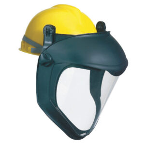 Honeywell Uvex Bionic® Face Shield with Hard Hat Adapter