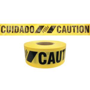Presco Reinforced Barricade Tapes