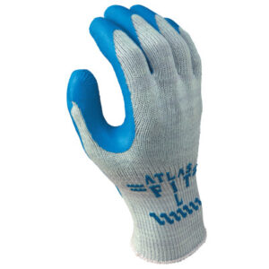 SHOWA® Atlas Fit® 300 Rubber-Coated Gloves