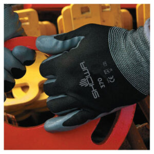 SHOWA® Atlas® Assembly Grip 370B Nitrile-Coated Gloves