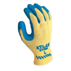 SHOWA® Atlas® Rubber Palm-Coated Gloves
