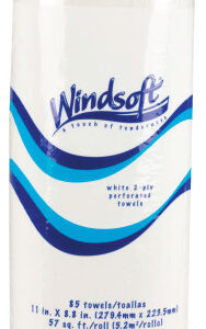Windsoft Perforated Roll Towels