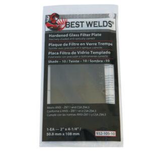 Best Welds Glass Filter Plates