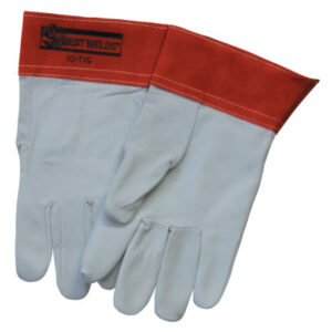 Best Welds 10-TIG Capeskin Welding Gloves