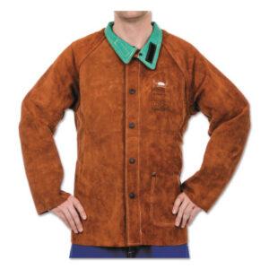 Best Welds Split Cowhide Leather Jackets