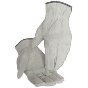 Anchor Brand 4400 Series Split Cowhide Leather Driver Gloves