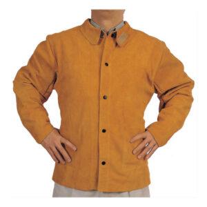 Best Welds Split Cowhide Leather Welding Jackets