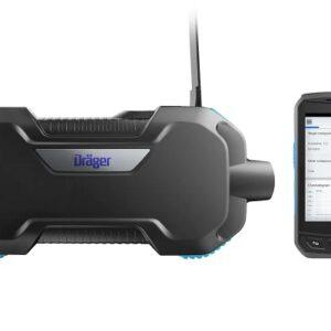Draeger X-PID 8500 VOC Gas Measurement