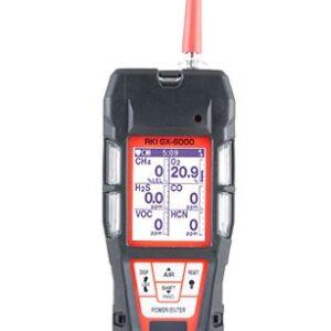 RKI GX-6000 PID Multi Gas Monitor